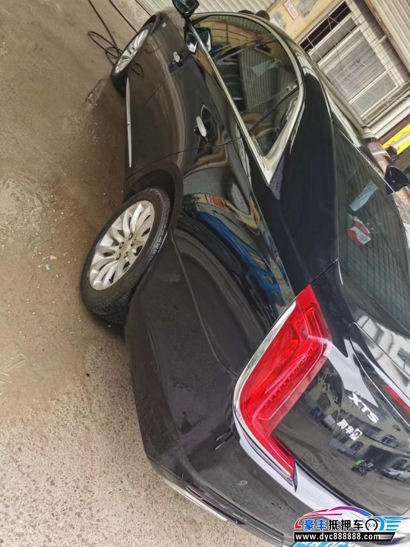 抵押车出售18年凯迪拉克XTS轿车