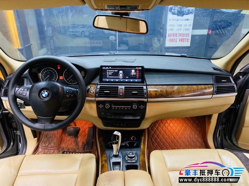 10年宝马X5SUV抵押车出售