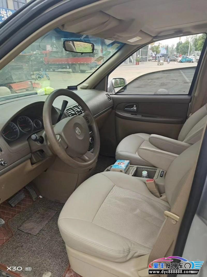 14年别克GL8MPV抵押车出售