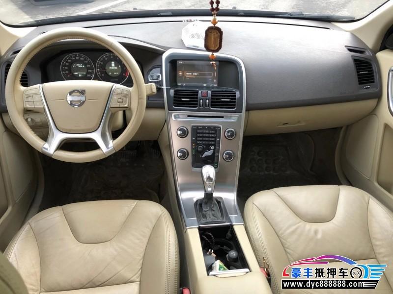 12年沃尔沃XC60SUV抵押车出售