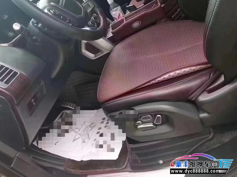 抵押车出售13年路虎揽胜行政SUV