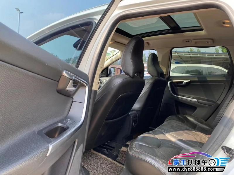 13年沃尔沃XC60SUV抵押车出售