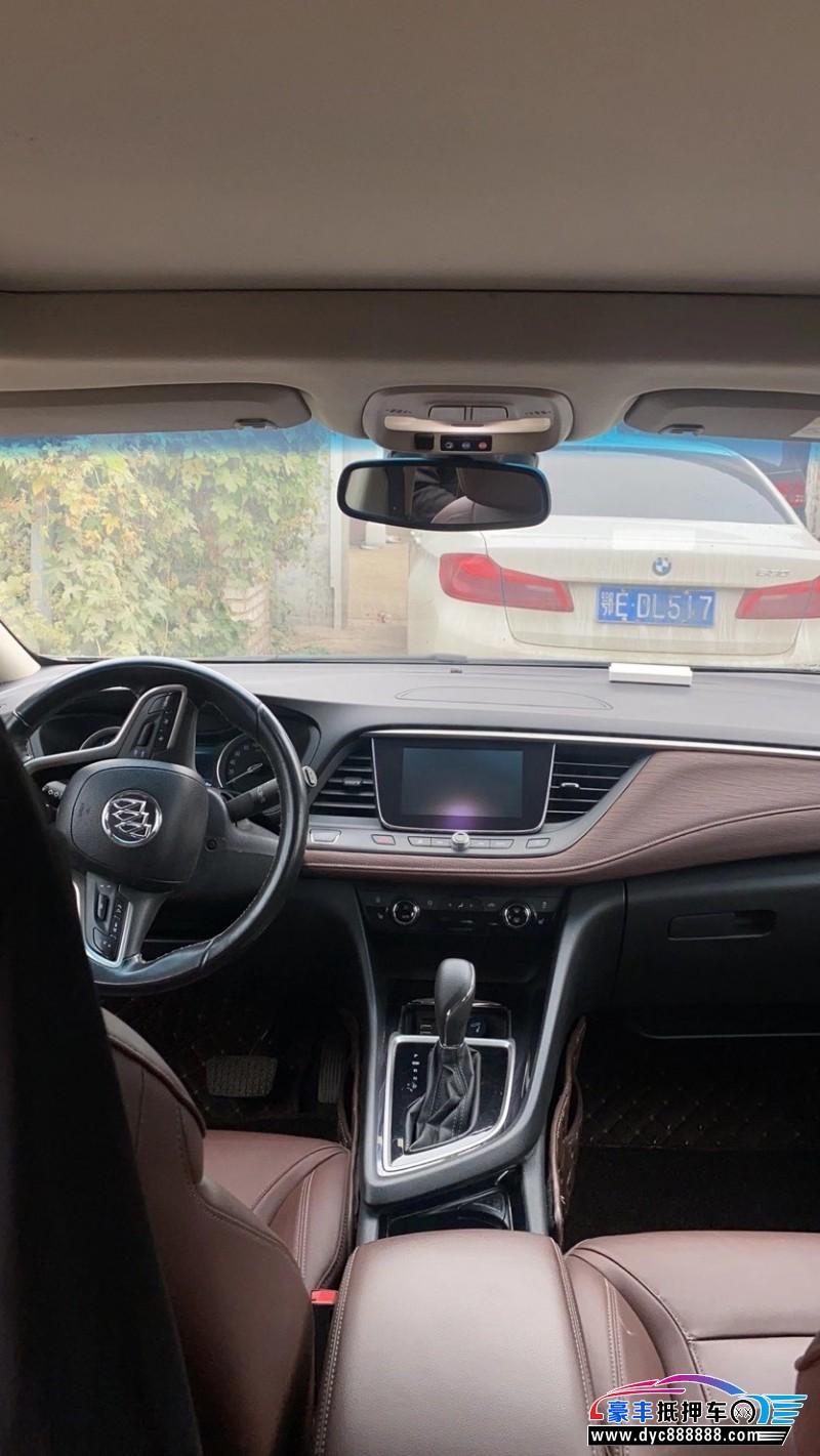 抵押车出售17年别克别克GL6SUV