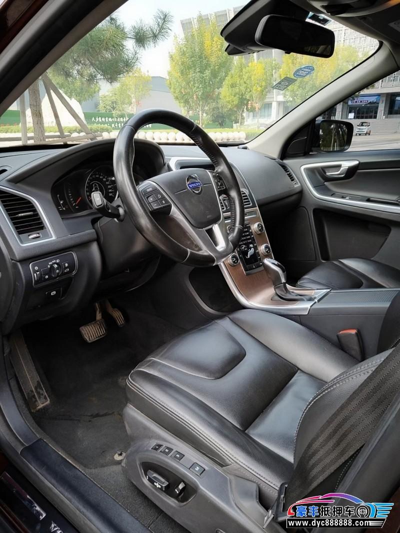 抵押车出售15年沃尔沃XC60SUV