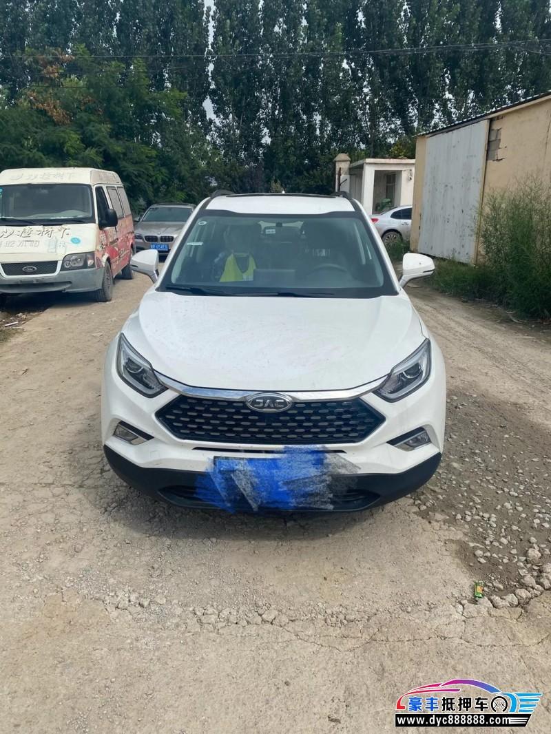 20年江淮瑞风S3轿车抵押车出售