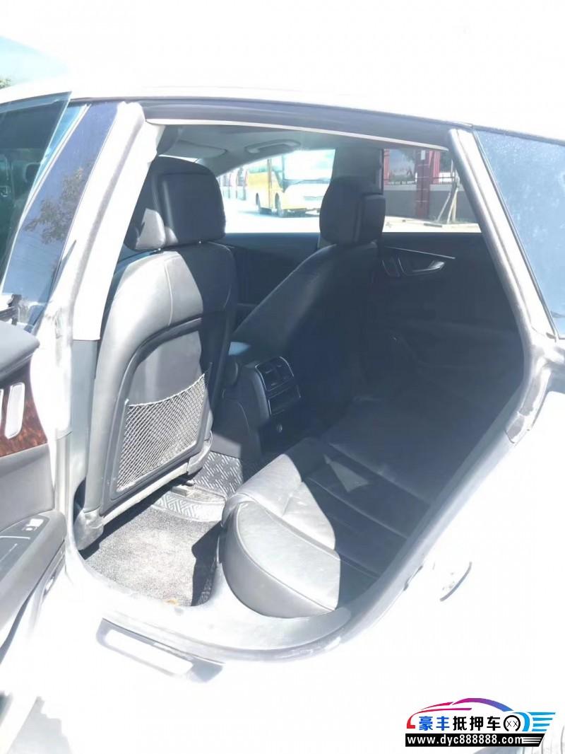 13年奥迪A7轿车抵押车出售
