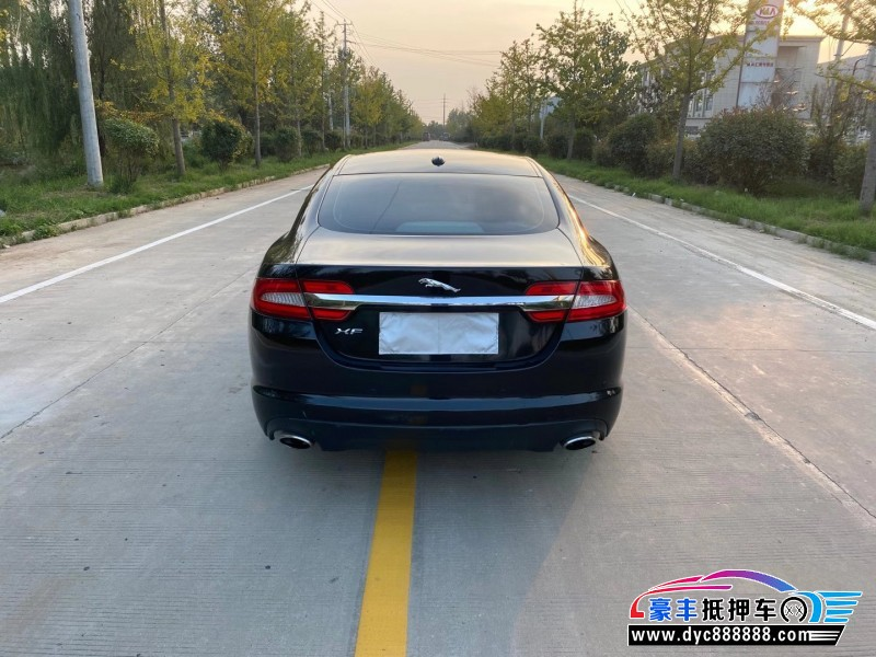 抵押车出售11年捷豹XF轿车
