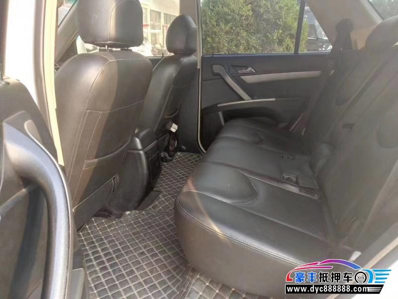 抵押车出售16年广汽吉奥奥轩G5轿车