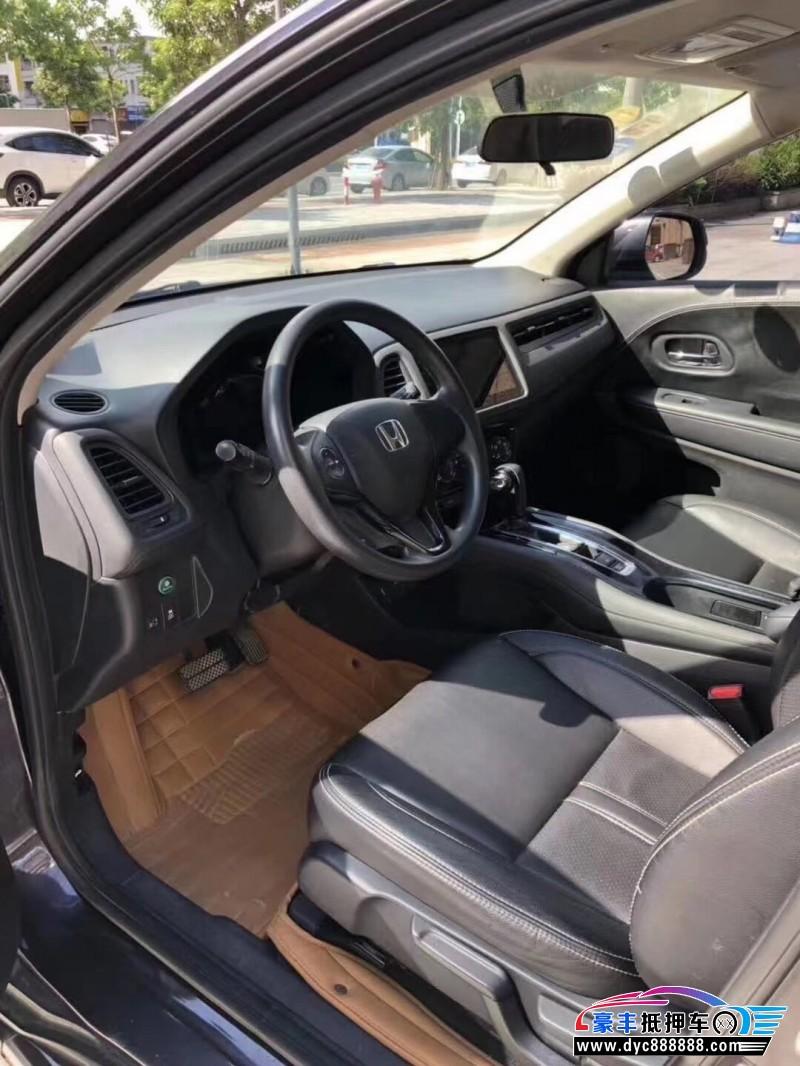 抵押车出售16年本田缤智SUV