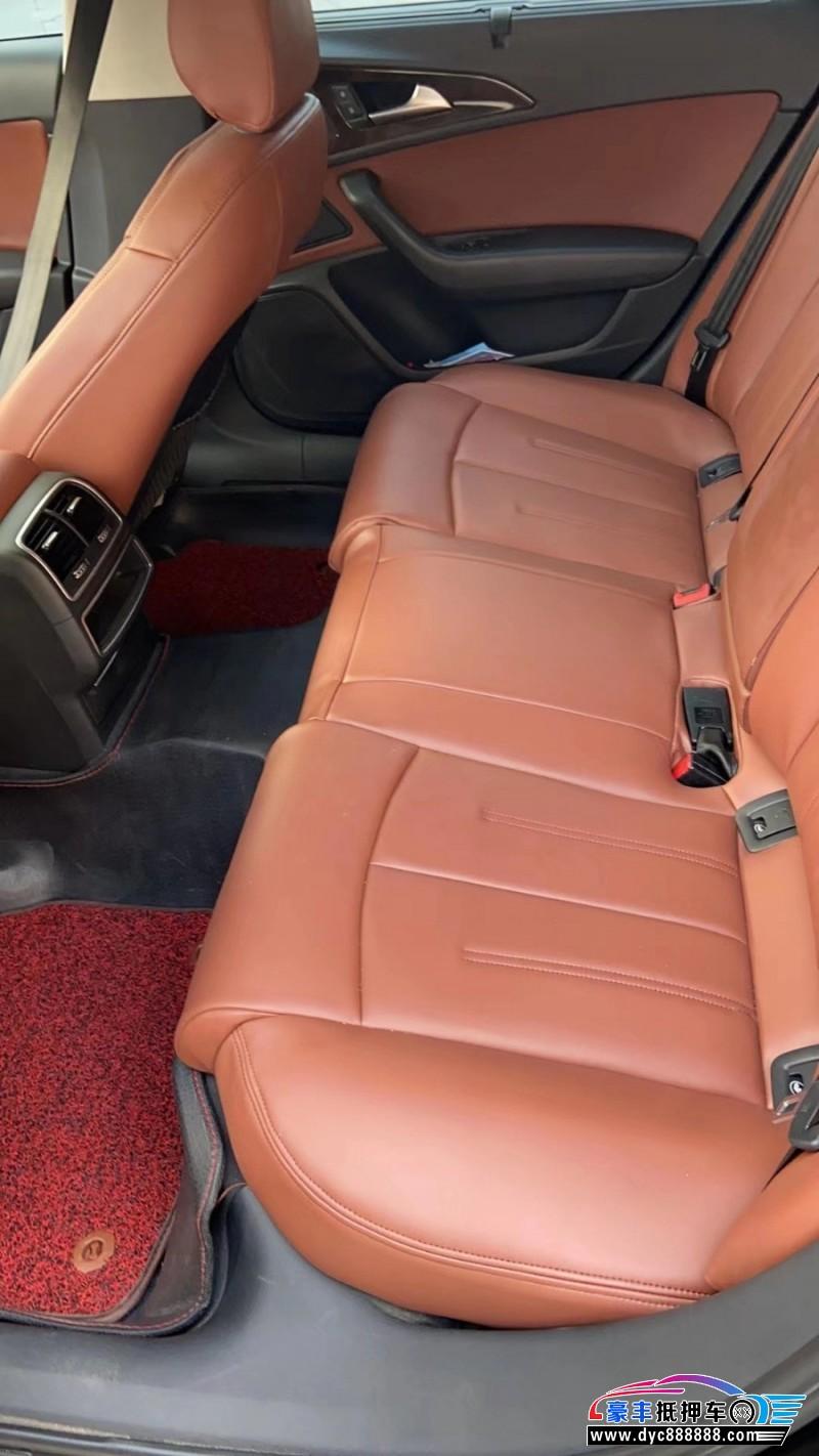 抵押车出售16年奥迪A6轿车