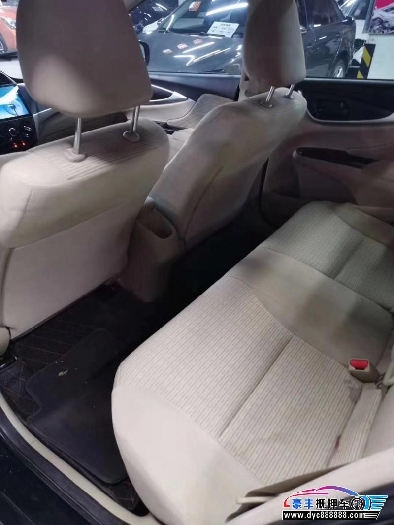 16年本田凌派轿车抵押车出售