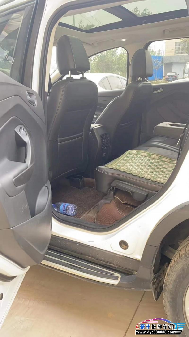 14年福特翼虎SUV抵押车出售