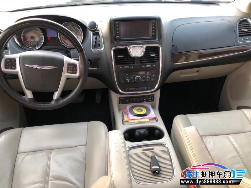 13年克莱斯勒大捷龙(进口)MPV抵押车出售