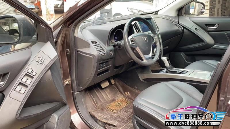 抵押车出售16年纳智捷优6 SUVSUV