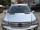 抵押车出售07年奔驰MLSUV
