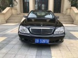 抵押车出售02年奔驰S轿车