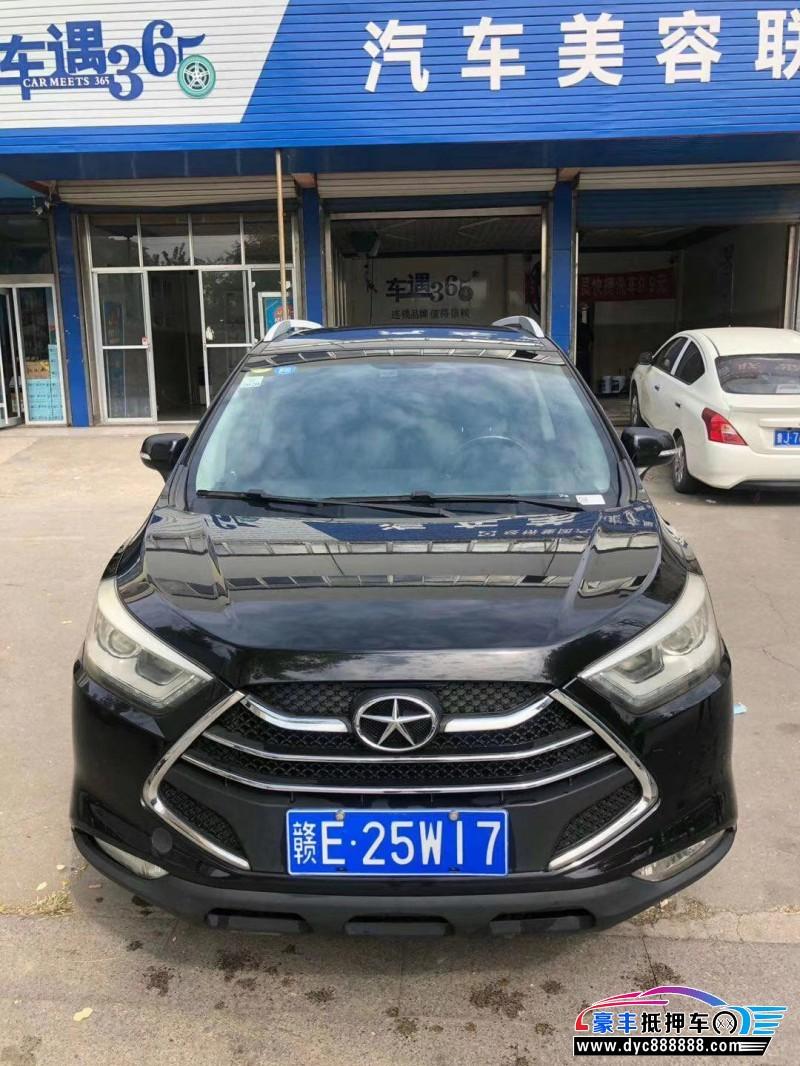 抵押车出售18年江淮瑞风S3SUV