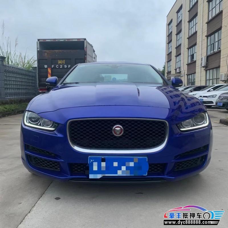 抵押车出售18年捷豹XFL轿车