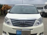 抵押车出售12年丰田埃尔法SUV