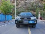 抵押车出售13年丰田兰德酷路泽SUV