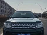 抵押车出售11年路虎揽胜极光SUV