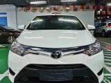 抵押车出售15年丰田威驰轿车