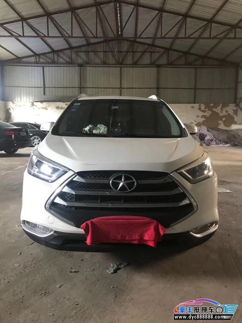 抵押车出售15年江淮瑞风S3SUV