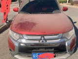 抵押车出售17年三菱欧蓝德SUV