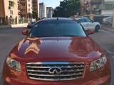 抵押车出售08年英菲尼迪FX35轿车
