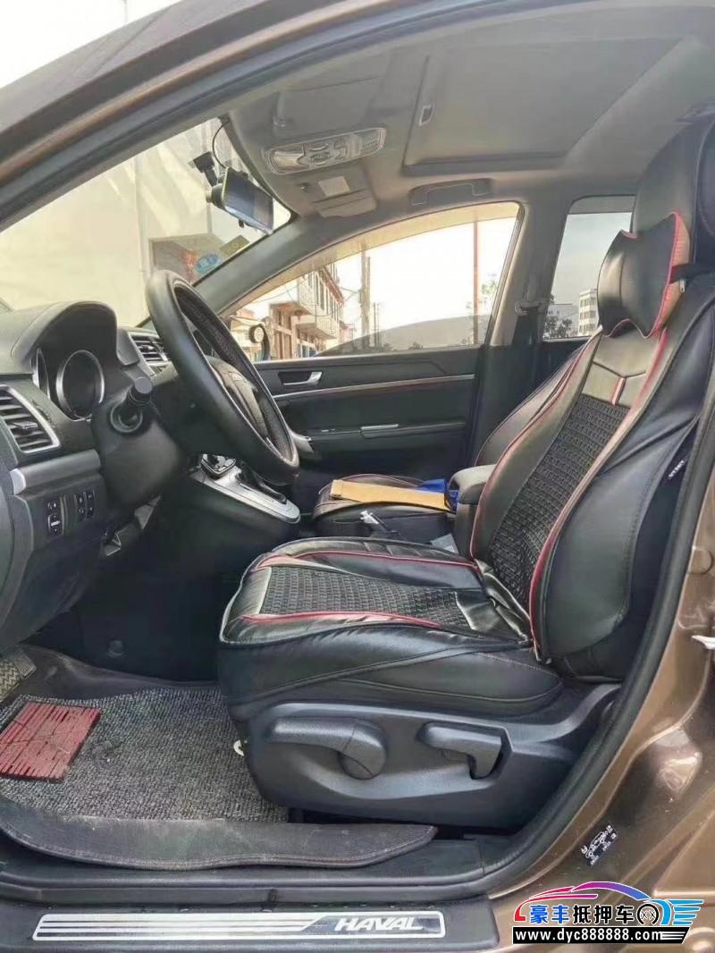 抵押车出售19年长城哈弗H6SUV