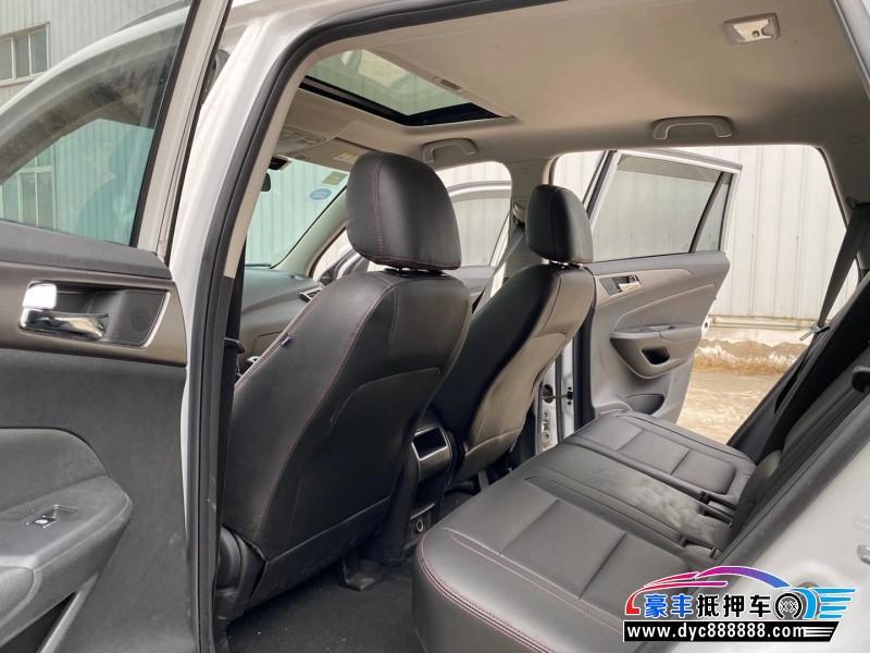 抵押车出售15年长安CS75SUV