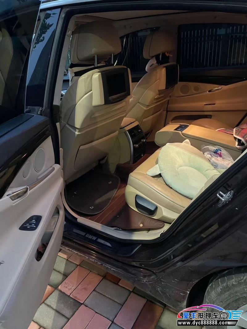 10年宝马5系轿车抵押车出售