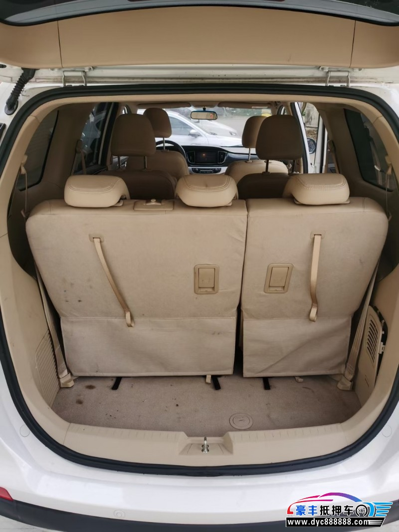抵押车出售18年宝骏730SUV