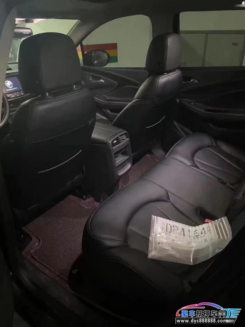 抵押车出售19年别克昂科威轿车