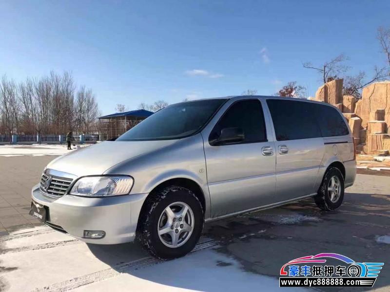 10年别克GL8SUV抵押车出售