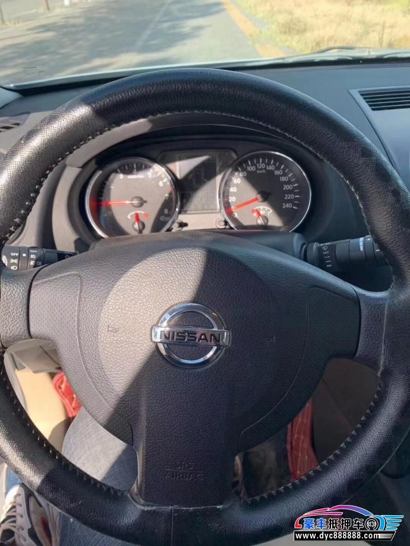 抵押车出售11年日产逍客SUV