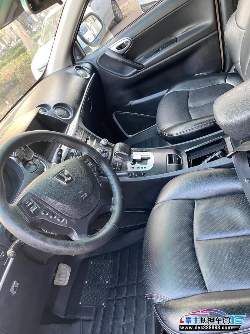 抵押车出售11年纳智捷大7 SUVSUV