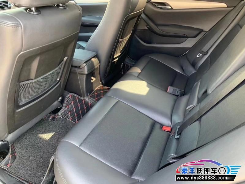 抵押车出售12年宝马X1SUV