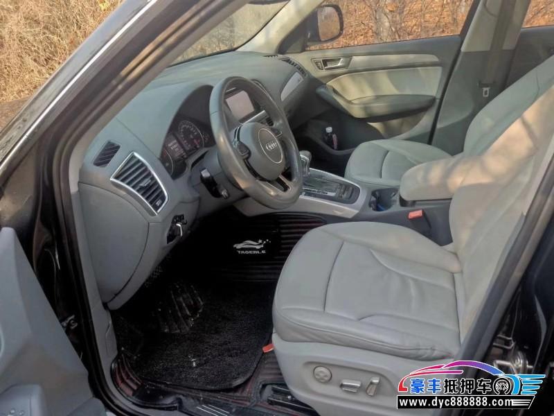 抵押车出售15年奥迪Q5SUV