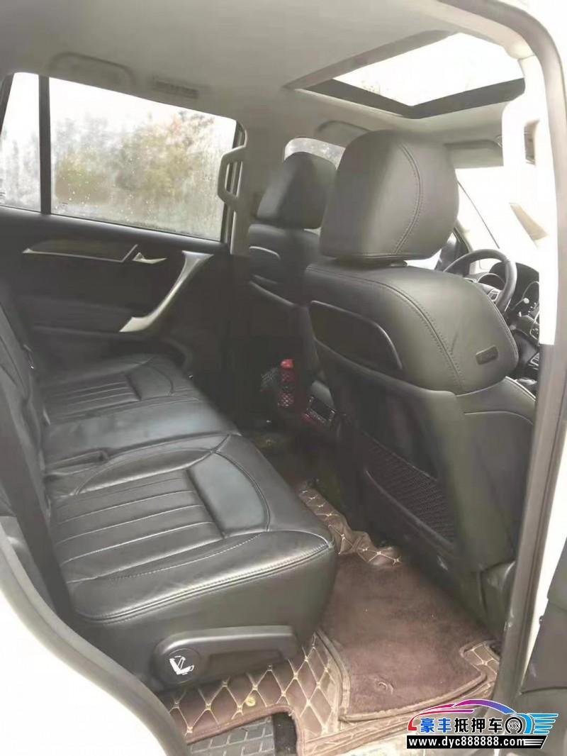 抵押车出售15年长城哈弗H9SUV