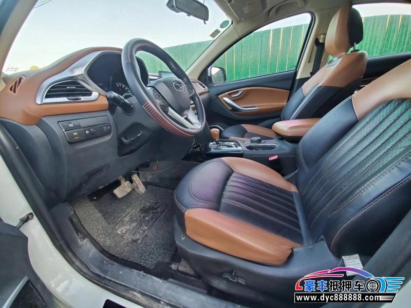 抵押车出售16年东南东南DX7SUV