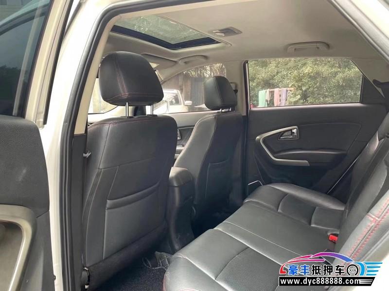 抵押车出售16年华泰圣达菲SUV