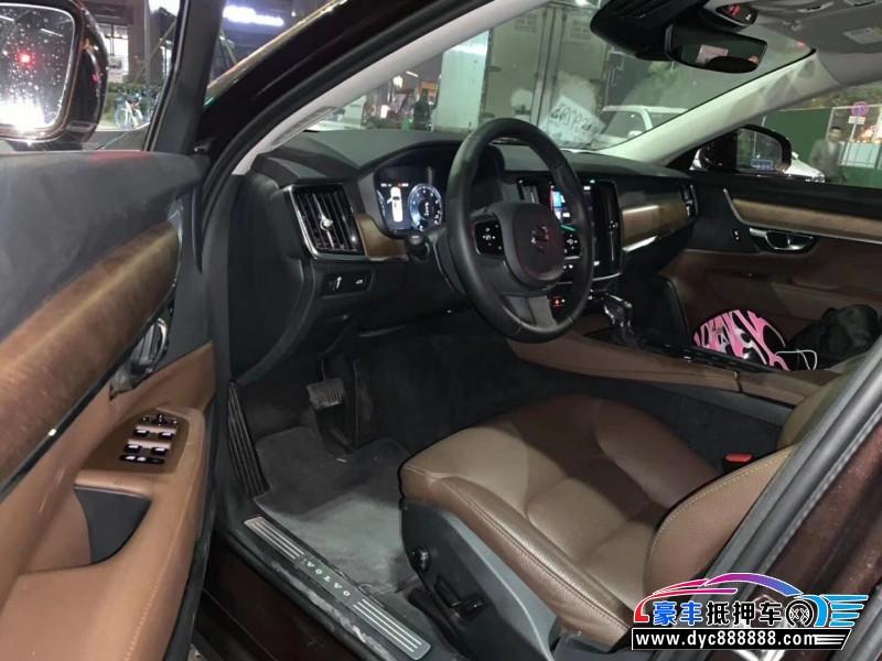 抵押车出售20年沃尔沃S90轿车