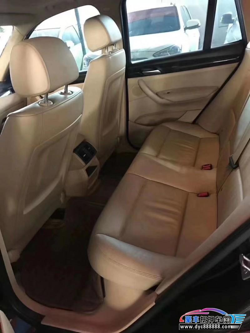 12年宝马X3SUV抵押车出售