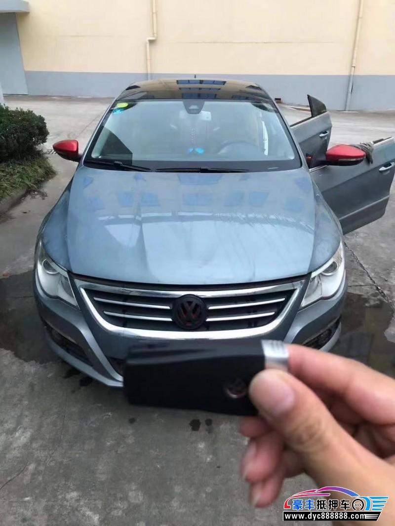 抵押车出售10年大众CC轿车
