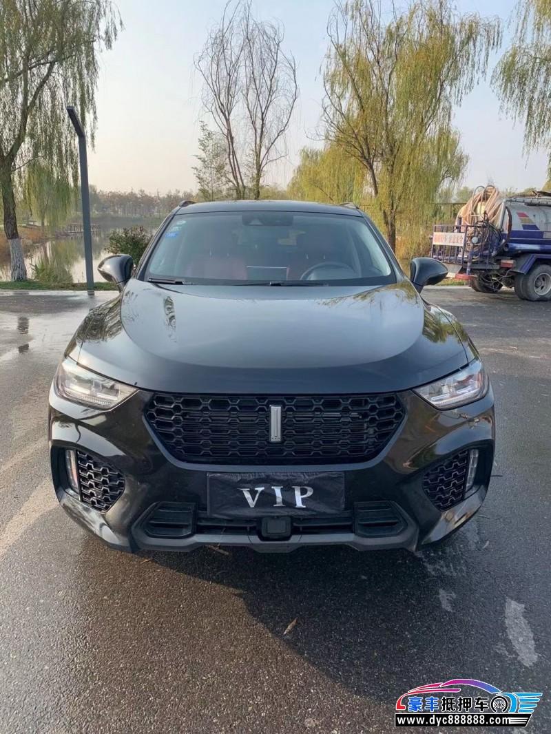 抵押车出售19年长城VV5SUV