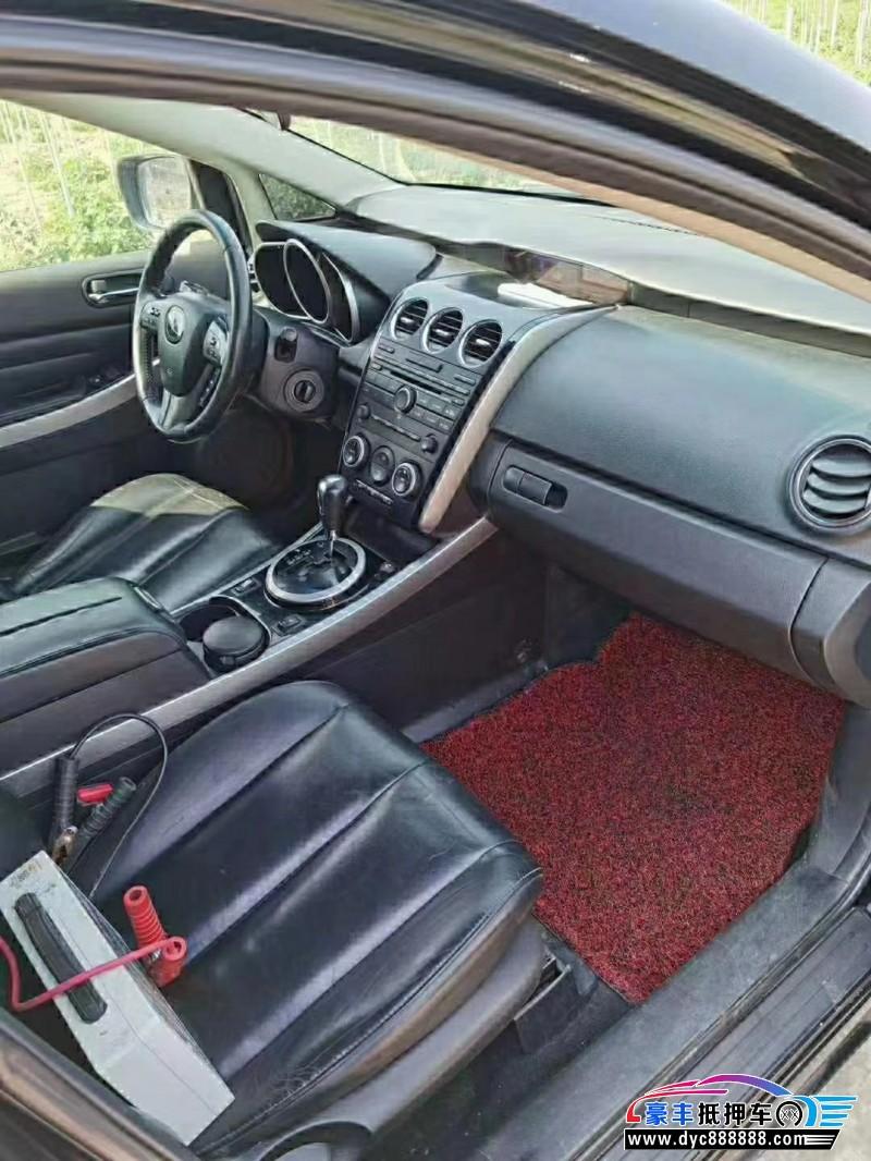 抵押车出售12年马自达CX-7SUV