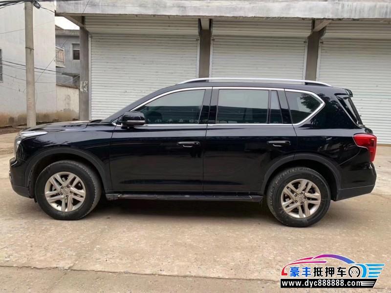 18年广汽传祺GS7轿车抵押车出售