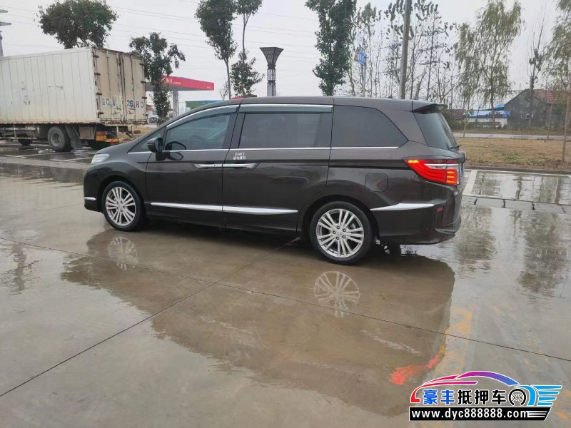 17年本田艾力绅SUV抵押车出售
