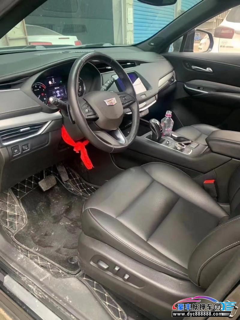 抵押车出售19年凯迪拉克XT4SUV